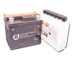 Batterie 6-ON YTX5L-BS avec pack acide 12V / 4 Ah