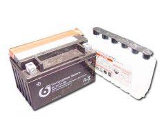 Batterie 6-ON YTX7A-BS avec pack acide 12V / 7 Ah