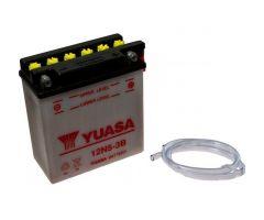 Batterie Yuasa 12N5-3B 12V / 5 Ah
