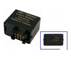 Relais centrale de clignotants JMP 12V 7POL Suzuki GSX-R 1000 / GSX-R 1000 U2 ...