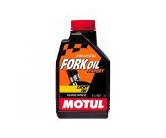 Huile de fourche Motul synthétique 5W Fork Oil Expert Light 1L
