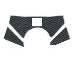 Adhesif protecteur té de fourche PPS Carbone Honda CBR 250 R / CBR 300 RA ...