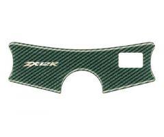 Adhesif protecteur té de fourche PPS Carbone Kawasaki ZX-12R 1200 B 2002-2006 / ZX-12R 1200 A 2000-2001