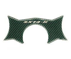 Adhesif protecteur té de fourche PPS Carbone Kawasaki ZZR 1400 D 2008-2010 / ZZR 1400 B 2006-2007