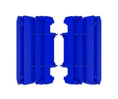 Ailettes de radiateur Polisport Bleu Yamaha YZ 250 2T 2006-2020 / YZ 125 2006-2020