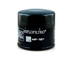 Filtre à huile Hiflofiltro HF191 Triumph Daytona 955 i / Speed Triple 955 EFI ...