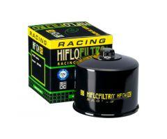 Filtre à huile Hiflofiltro HF124RC Kawasaki Ninja H2 1000 N / Ninja H2R 1000 P ...
