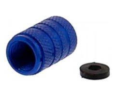 Bouchon de valve Pro Bolt Alu Bleu Adiva / Adly / Herchee / Aeon / AGM...