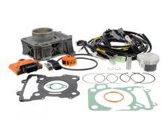 Pack moteur kit cylindre + échappement Athena 160CC KTM Duke 125 2011-2015