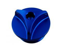Bouchon de carter d'huile Pro Bolt M24x2.00mm Alu Bleu BMW S 1000 R / HP4 1000 ...