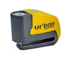 Antivol bloque disque Urban 6MM Jaune