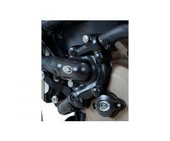 Cache carter de pompe à eau R&G Noir Ducati Multistrada 1200 Enduro 2016-2018