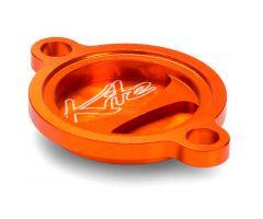 Couvercle de filtre à huile Kite Orange KTM 250 SXF 2006-2012