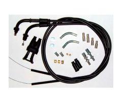 Câble d'accélérateur Venhill Double UniverSelle 2x1,35m