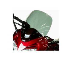 Bulle / Pare-brise Bullster Haute Protection 40,5cm Noir Fumée Honda 125 Varadero 2007-2011