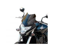 Bulle / Pare-brise Bullster 23,5cm Gris Fumé Honda 600 Hornet 2011-2014