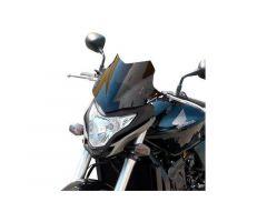 Bulle / Pare-brise Bullster 23,5cm Transparent Honda 600 Hornet 2011-2014