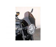 Bulle / Pare-brise Bullster 26cm Noir Fumé Kawasaki Z 900 RS 2018