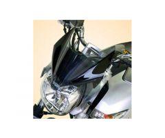 Bulle / Pare-brise Bullster 36,5cm Noir Fumé Suzuki GSR 600 2006-2011