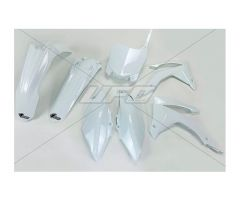 Kit plastiques complet UFO Blanc Honda CRF 250 R 2014-2017