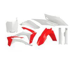 Kit plastiques complet complet Acerbis Honda CRF 450 R 2013-2016 Réplica