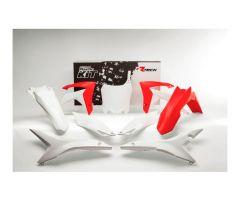 Kit plastiques complet Racetech Honda CRF 450 R 2013-2016 Couleur Origine