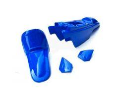 Kit plastiques complet ART Bleu Yamaha PW 50