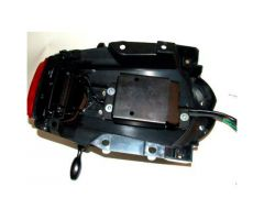 Kit de fixation alarme R&G Honda CBR 1000 RR 2008-2011 (pour alarme origine Averto)