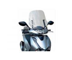 Bulle / Pare-brise Bullster 43cm Transparent Honda SH 125 2017