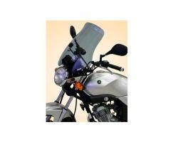 Bulle / Pare-brise Bullster 45cm Transparent Yamaha YBR 125 2006-2014
