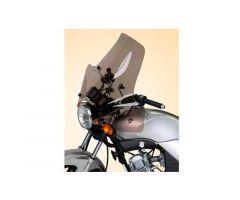 Bulle / Pare-brise Bullster 55cm Transparent Yamaha YBR 125 2006-2014