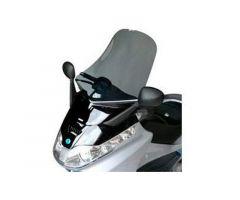 Bulle / Pare-brise Bullster 72cm Transparent Piaggio X8 125 2004-2008