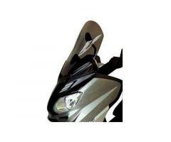 Bulle / Pare-brise Bullster Double bulle 38cm Noir Fumé Yamaha X-Max 125 2009-2012