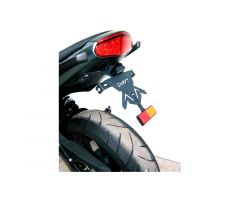 Support de plaque d'immatriculation Chaft ER6N 2009-2011