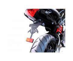 Support de plaque d'immatriculation Chaft ER6N 2012-2013