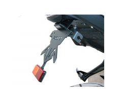 Support de plaque d'immatriculation Chaft GSR750 2011-2013
