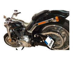 Support de plaque d'immatriculation Chaft Harley Davidson 2018
