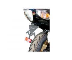 Support de plaque d'immatriculation Chaft T-max 2012