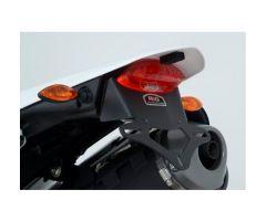 Support de plaque d'immatriculation R&G Noir Honda CRF 250 L 2013-2018