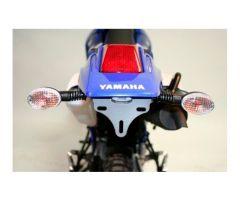Support de plaque d'immatriculation R&G Noir Yamaha DT 125 X 2005-2007