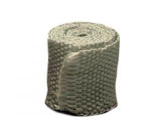 Bande thermique d'échappement Acousta-Fil 50mm x 7,5 m 550°C Blanc