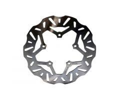 Disque de frein Polini Fixe Wave 263mm Peugeot Geopolis / Satelis 125 / 250 / 300