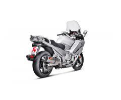 Double silencieux d'échappement Akrapovic Titane Yamaha FJR 1300 2016-2017