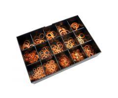 Boîte de rondelles cuivre Centauro x400