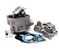 Kit Cylindre Barikit Fonte 70cc culasse à plot Derbi Euro 3 / 4