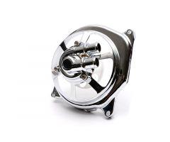 Cache carter de pompe à eau STR8 EXTREM-CUT Chromé