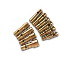 Adpateur de béquille JMP Conique pour fourche 13-27mm
