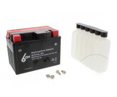 Batterie 6-ON YTX4L-BS avec pack acide 12V / 3.5 Ah