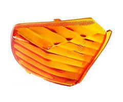 Cabochon de clignotants arrière / gauche 101 Octane Orange Peugeot / AGM / ATU / Baotian / Benzhou ...
