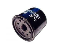 Filtre à huile Hiflofiltro HF951 Honda FJS 600 / SH 300 A i ...